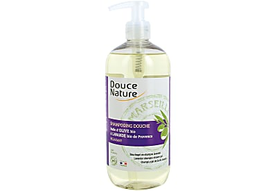 Provence Douce Nature Lavender and Olive Oil Shower Shampoo - 500g
