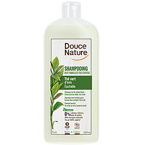 Douce Nature Family Shampoo with Honey & Nettle