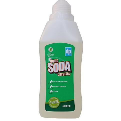 Dri-Pak Liquid Soda Crystals