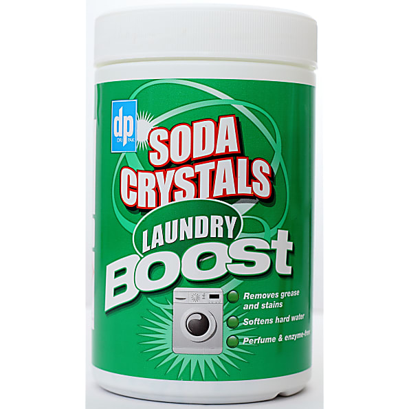 water of crystallization in washing soda Baking soda crystals are easy to grow here are  making baking soda paste,  mixing powder with water in bowl, close-up russell sadur.