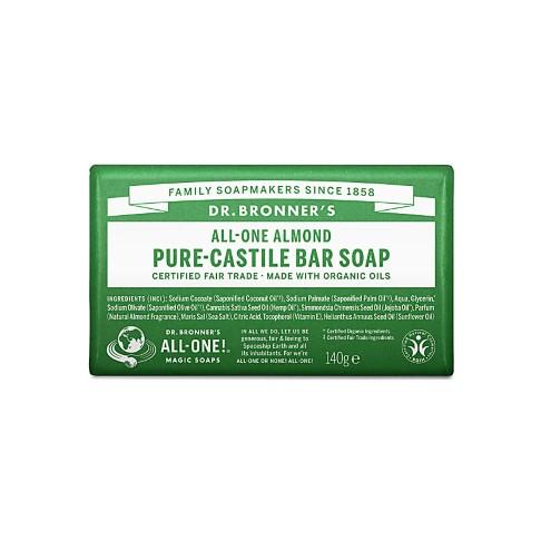 Dr. Bronner's Almond Organic Soap Bar