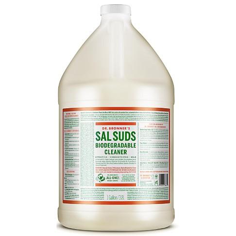 Dr. Bronner's Sal Suds Biodegradable Cleaner - 3.79ltr