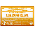 Dr. Bronner's Citrus Organic Soap Bar