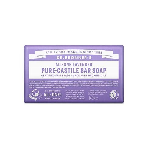 Dr. Bronner's Lavender Organic Soap Bar