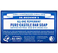 Dr. Bronner's Peppermint Organic Soap Bar