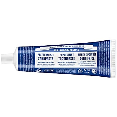 Dr Bronner's Peppermint Toothpaste