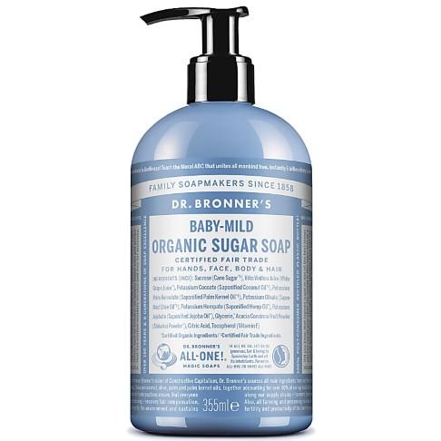 Dr. Bronner's Shikakai Liquid Soap Unscented Baby - 355ml
