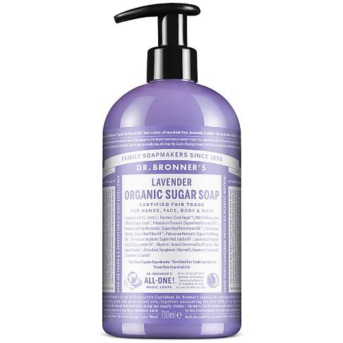 Dr. Bronner's Shikakai Liquid Soap Lavender - 710ml
