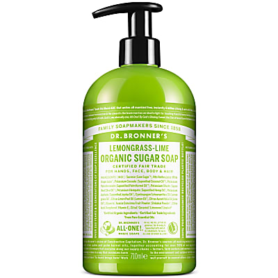 Dr. Bronner's Shikakai Liquid Soap Lemongrass Lime - 710ml
