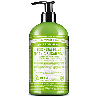 Dr. Bronner's Shikakai Liquid Soap Lemongrass - 355ml
