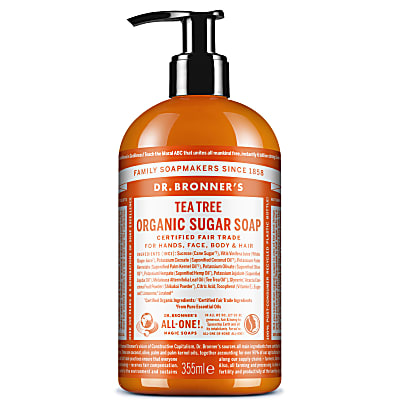 Dr. Bronner's Shikakai Liquid Soap Tea Tree - 355ml