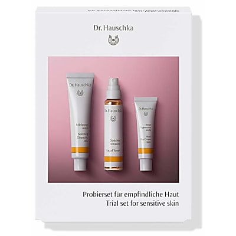 Dr Hauschka Trial Set for Sensitive Skin