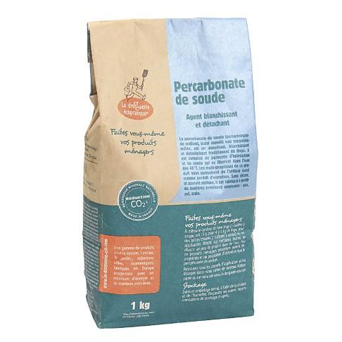 Droguerie Ecologique Sodium Percarbonate 1KG