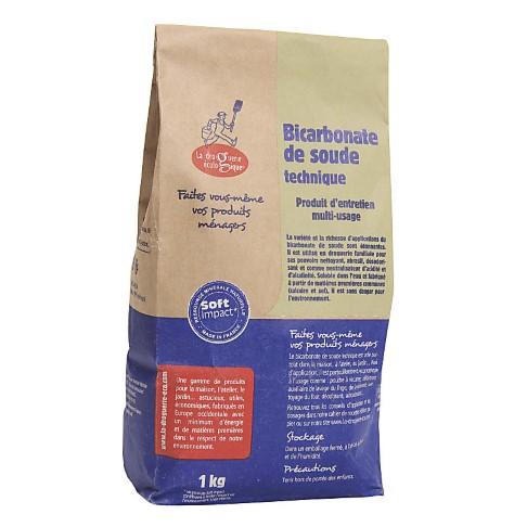 Droguerie Ecologique Sodium Bicarbonate 1kg