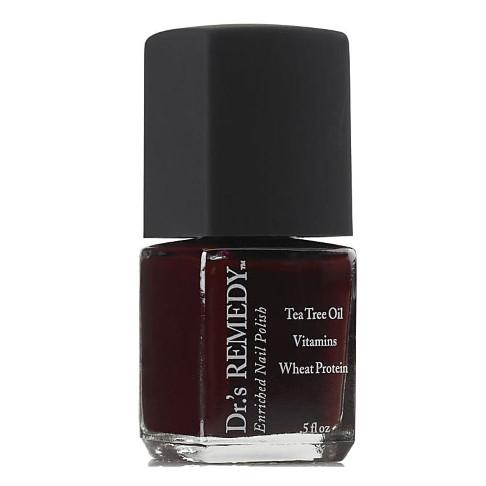 Dr.'s Remedy Defense Deep Red Nail Polish