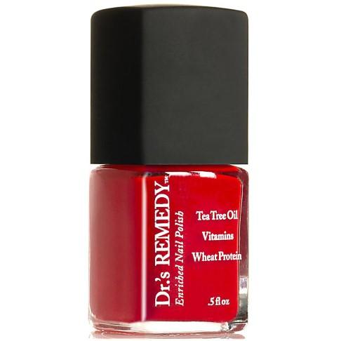 Dr.'s Remedy Remedy Red Nail Polish