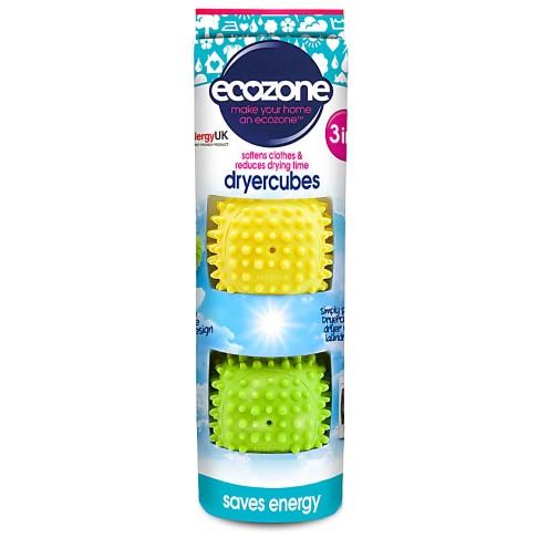 Ecozone Dryer Cube - Energy Saving Tumble Drying Cubes