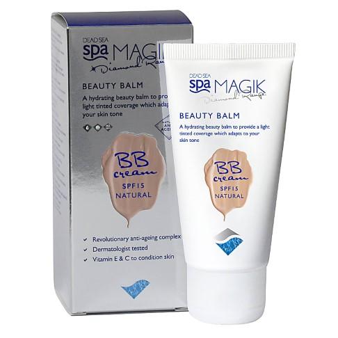 Dead Sea Spa Magik Diamond Range BB Cream with SPF15