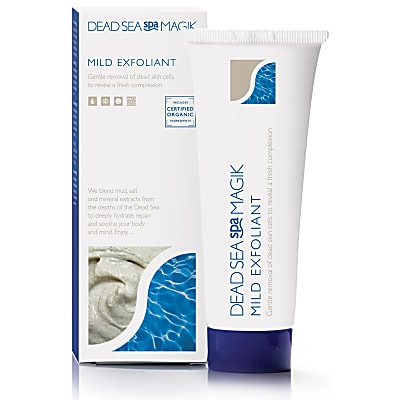 Dead Sea Spa Magik Exfoliant