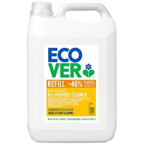 Ecover All Purpose Cleaner Lemongrass & Ginger Refill 5L