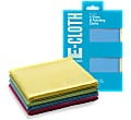 E-Cloth Glass & Polishing Cloths - 4 pack