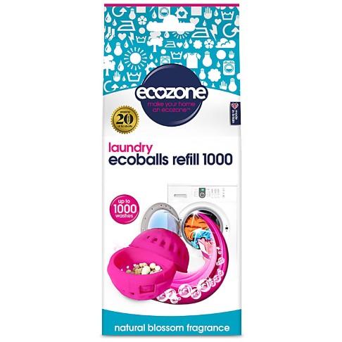 Ecozone Ecoballs Refills 1000 - Natural Blossom