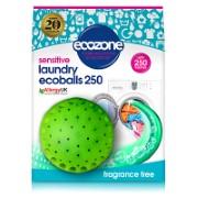 Ecozone Ecoballs 250 Washes - Fragrance Free