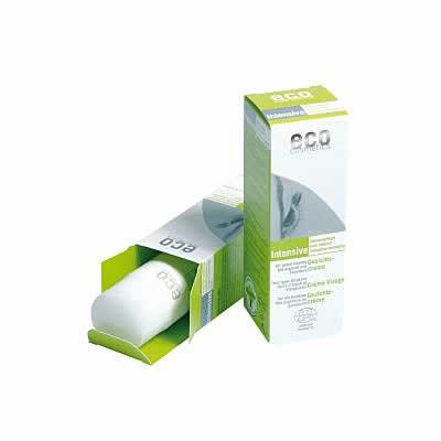 Eco Cosmetics Intensive Face Cream with Argan Oil & Sea Buckthorn