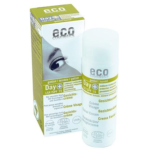 Eco Cosmetics Tinted Face Cream SPF15