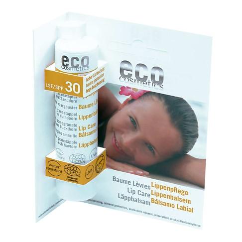 Eco Cosmetics Lipcare SPF 30
