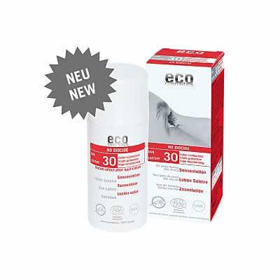 Eco Cosmetics Anti-Mosquito Sunscreen - SPF 30