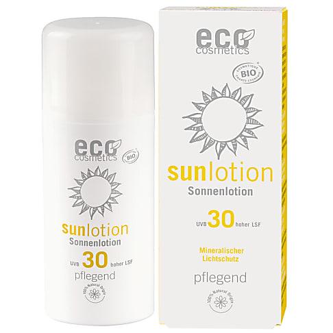 Eco Cosmetics Sun Lotion - SPF 30