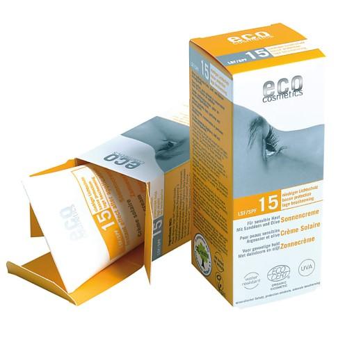 Eco Cosmetics Sun Cream SPF15
