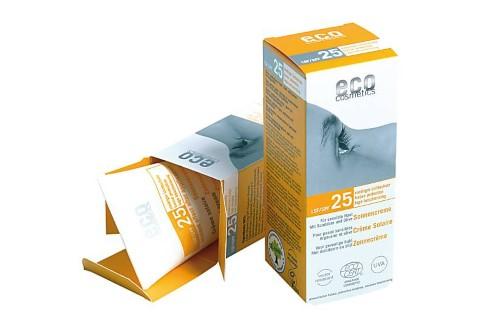 Eco Cosmetics Sun Cream SPF25
