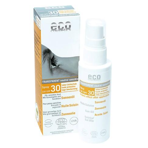 Eco Cosmetics Sun Oil Spray SPF30