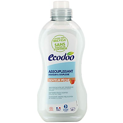 Ecodoo Concentrated Peach Fabric Softener
