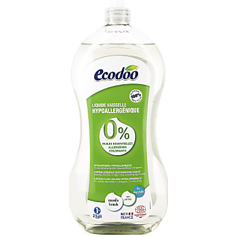 Ecodoo Hypoallergenic Dishwashing Liquid