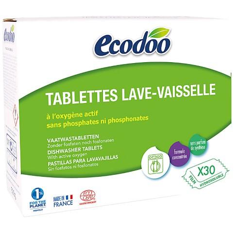 Ecodoo Dishwasher Tablets - 30