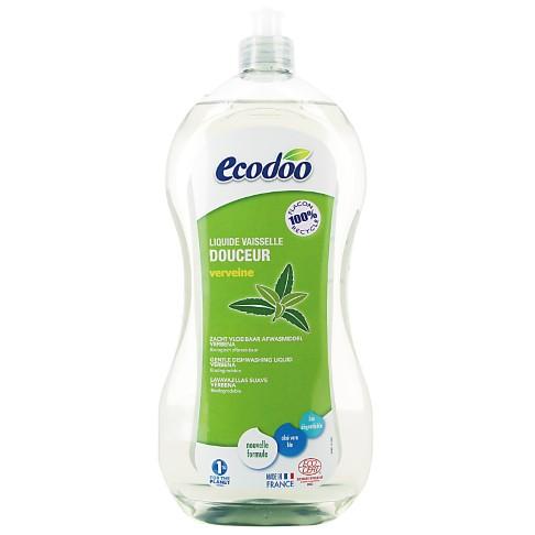 Ecodoo Eco-Friendly Gentle Washing Up Liquid  - 1L