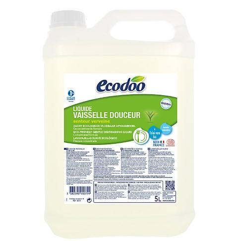 Ecodoo Eco-Friendly Gentle Washing Up Liquid - 5L