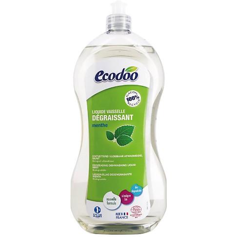 Ecodoo Eco-Friendly Degreasing Dishwashing Liquid - 1L