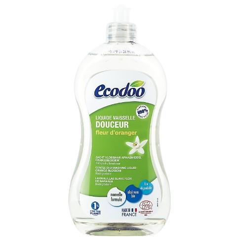 Ecodoo Concentrated Gentle Dishwashing Liquid - Orange Blossom
