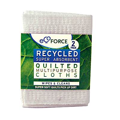 EcoForce Multi Purpose Quilted Cloths