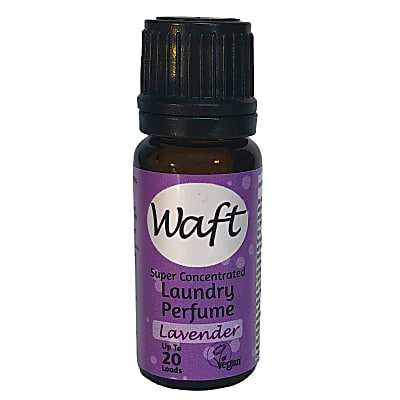 Waft Super Concentrated Laundry Perfume & Fabric Softener - Lavender 10ml