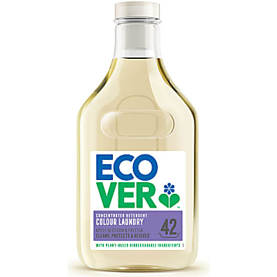 Ecover Concentrated Colour Laundry Liquid - 1.5L (42 washes)