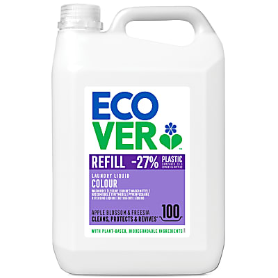 Ecover Laundry Liquid Colour 5L
