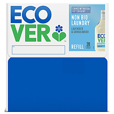Ecover Non Bio Concentrated Laundry Liquid 15L Refill (up to 420 washes)