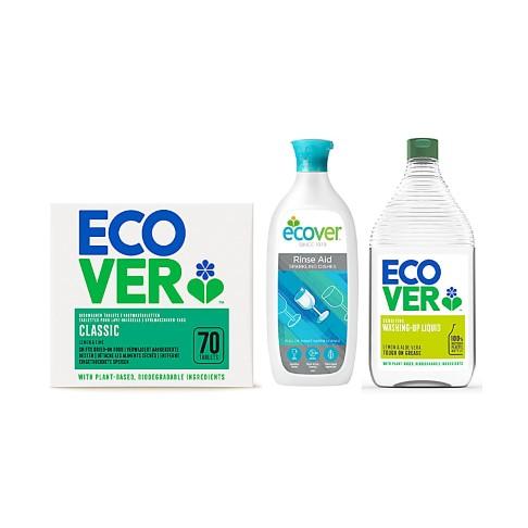 Ecover Dishwashing Kit