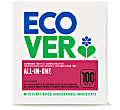 Ecover XL All In One Dishwasher Tablets - 100 tablets