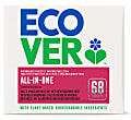 Ecover All In One Dishwasher Tablets (Box of 68)
